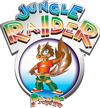 Jungle Raider Park Logo