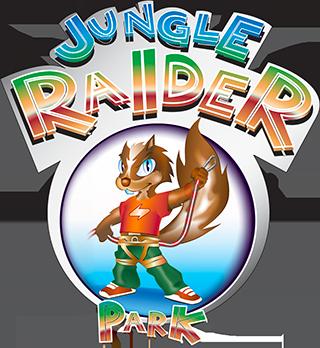 Jungle Raider Park Logo