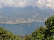 Splendita vista del monte San Primo