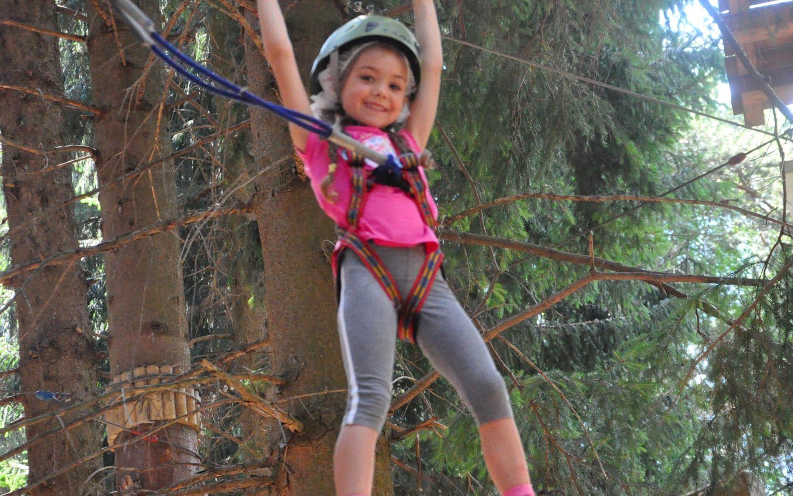 Attività per bambini all'aria aperta