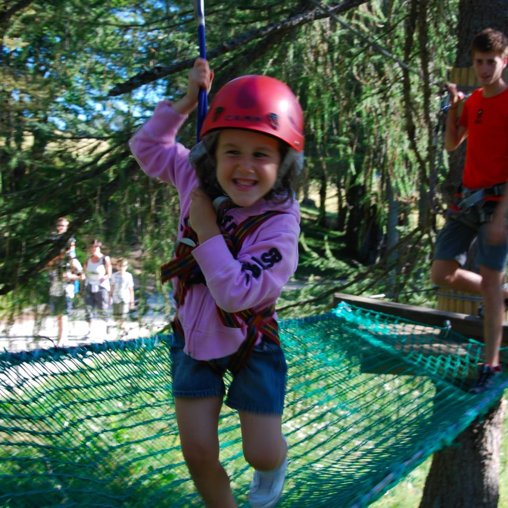 Avventure ai parchi divertimento vicino al Lago di Como