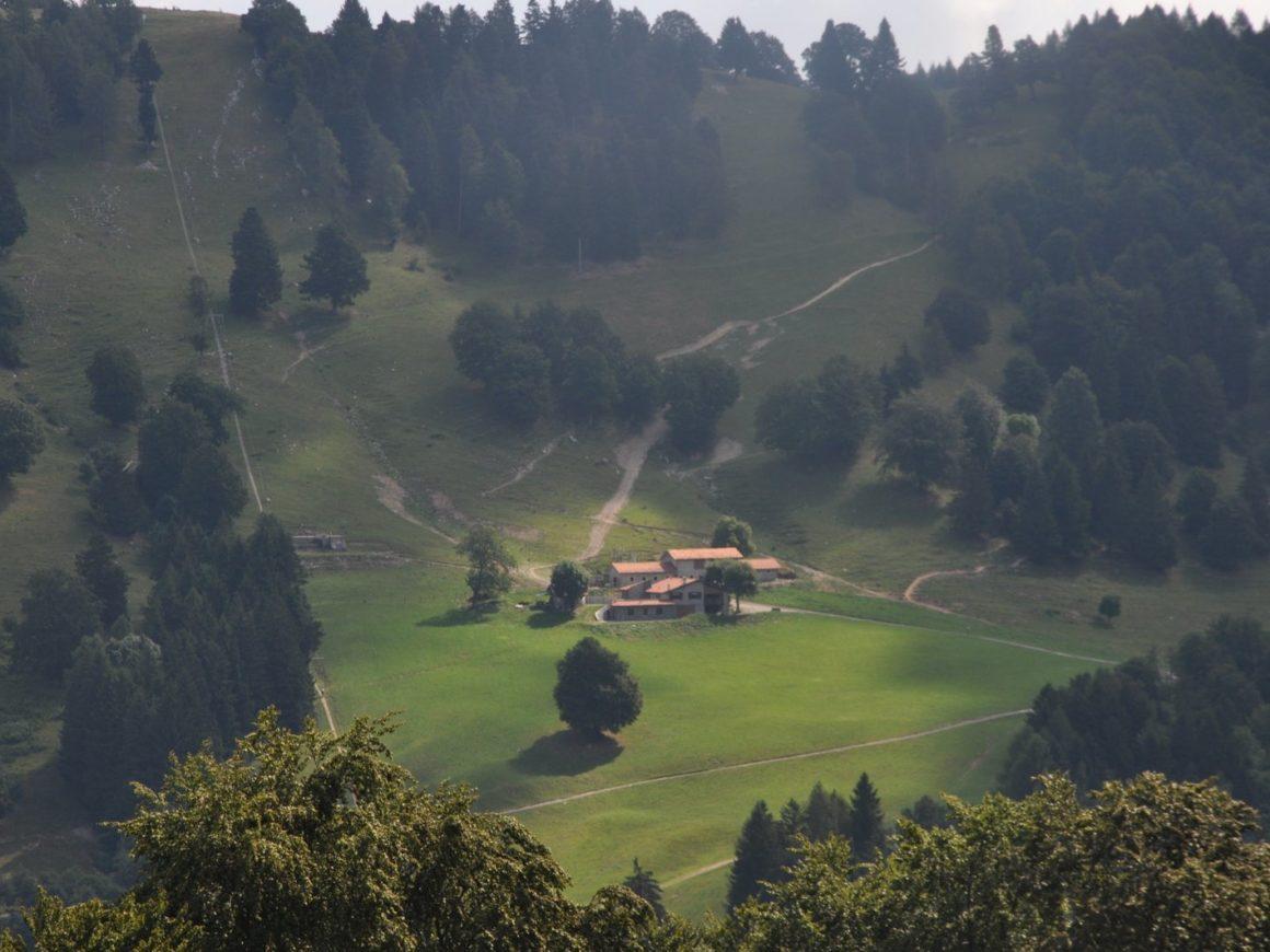 Trekking tra le valli di Como