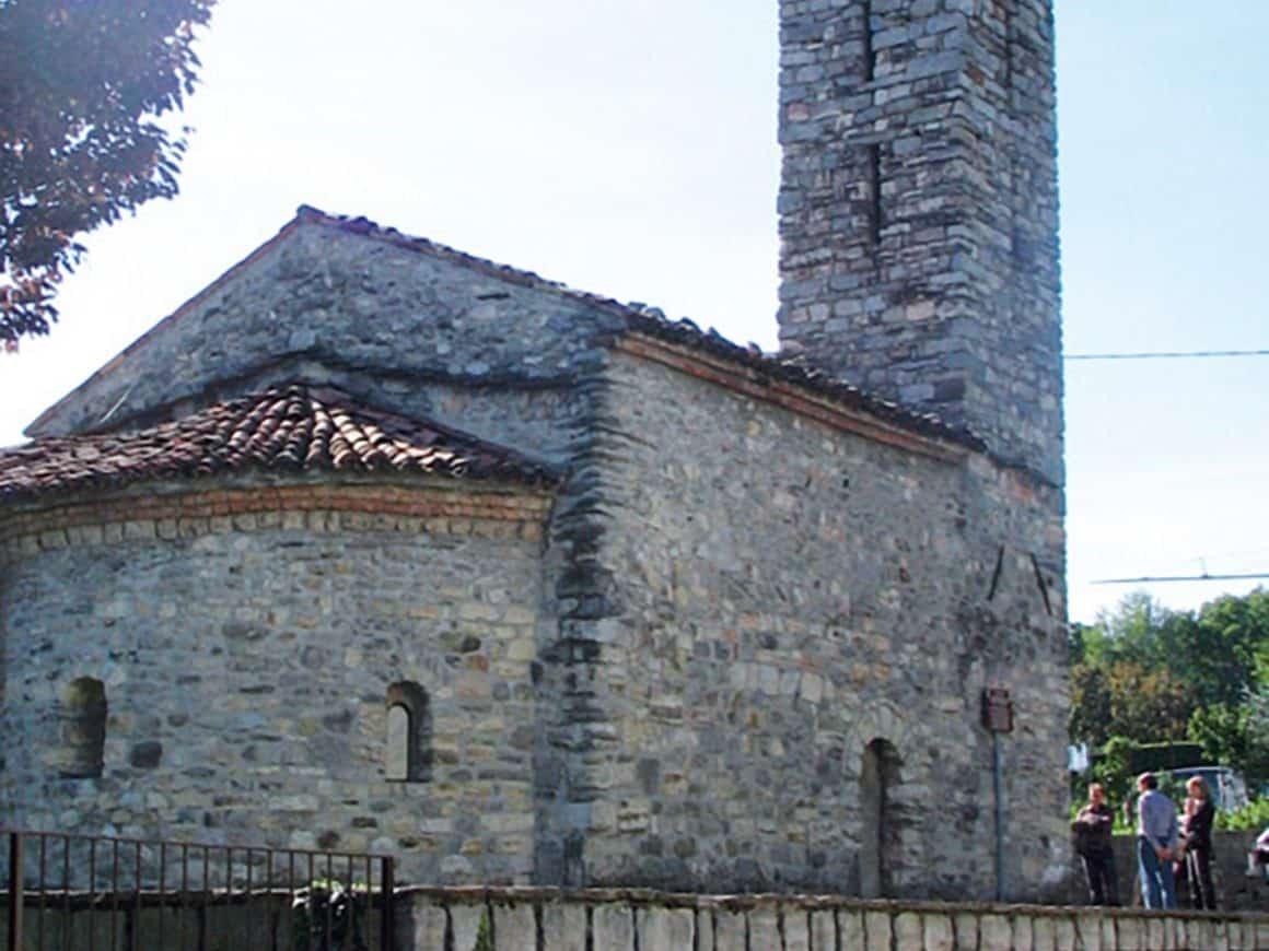 Chiesetta antica da visitare ad Albavilla