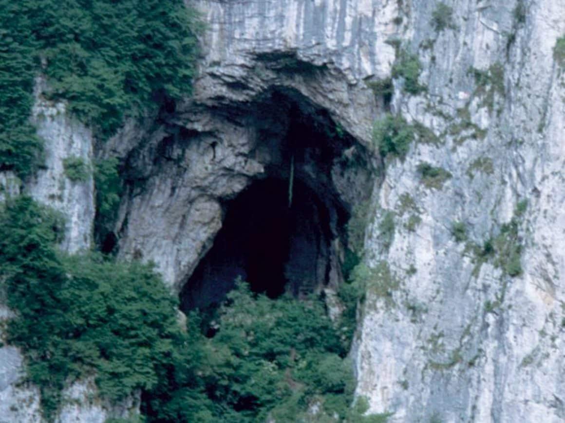 Montagne vicino a Lecco