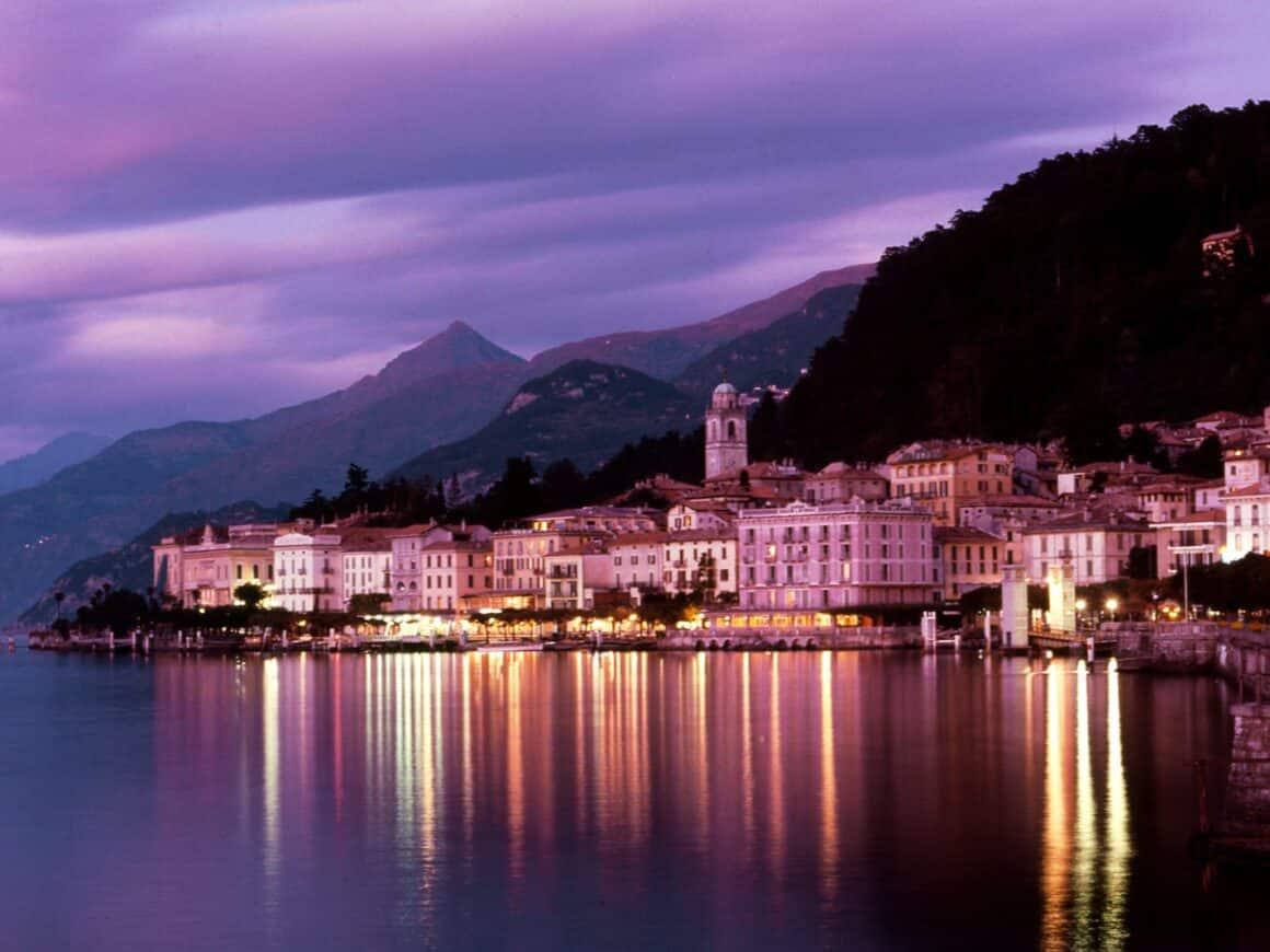 isitare Bellagio sul lago di Como