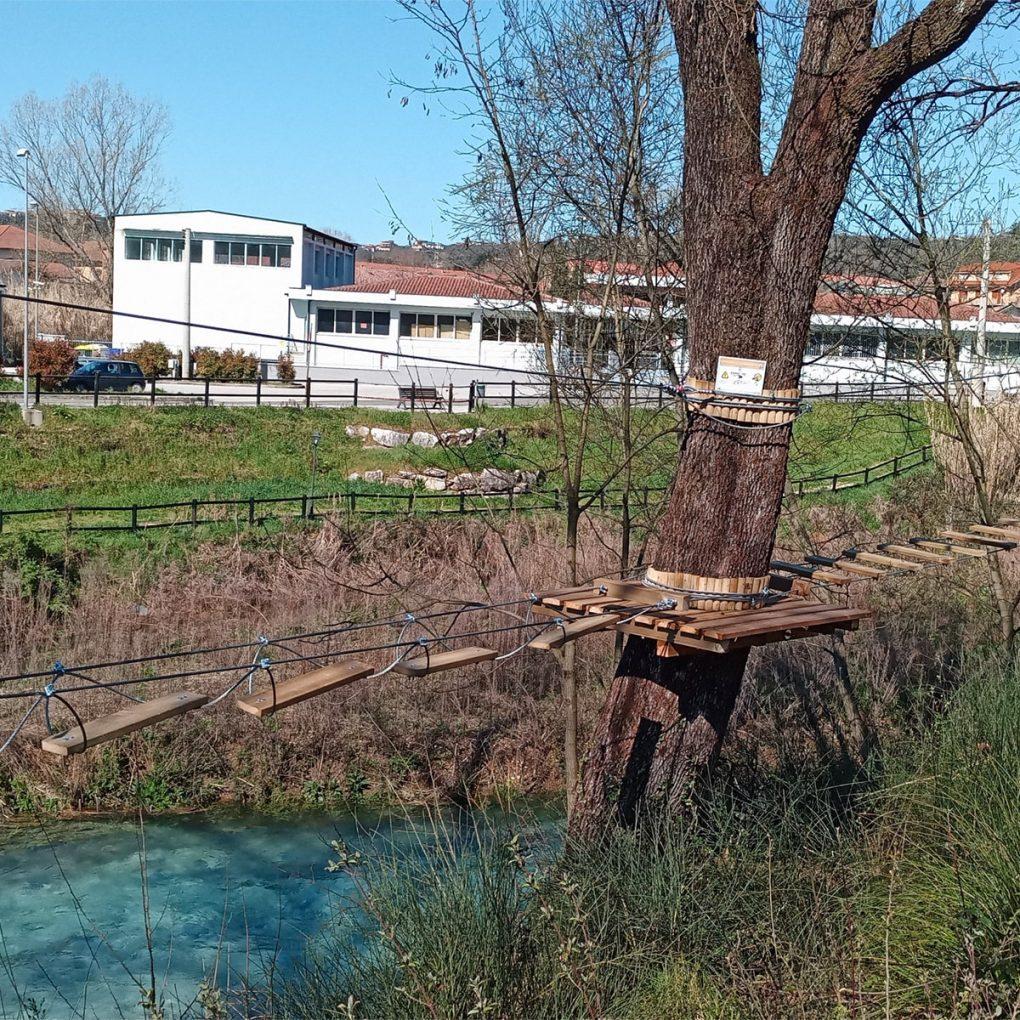 Realizzazione parco divertimenti nella Zolfatara di Fontana Liri